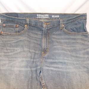 Levi Strauss & Co. Signature Used Men's Jeans